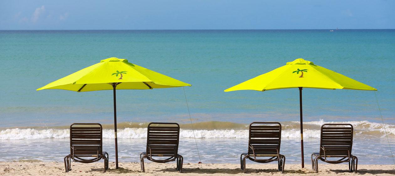 Actualmente el Carolina Tropical Beach Experience cuenta con los siguientes productos y servicios para todo público: