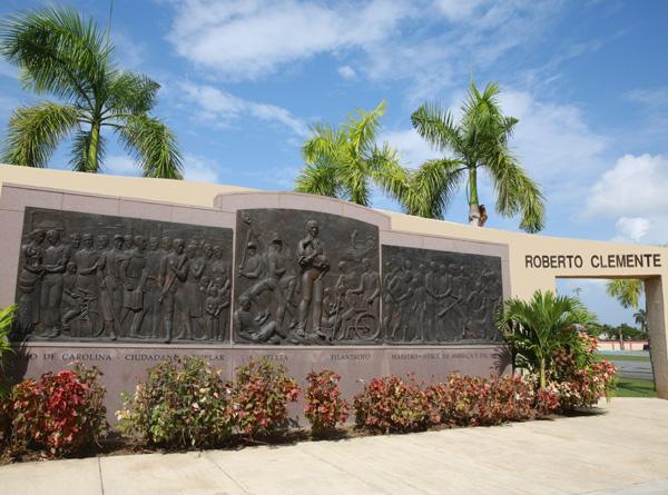 Cenotafio Roberto Clemente Walker