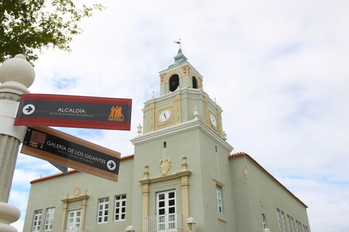 Antigua Casa Alcaldía