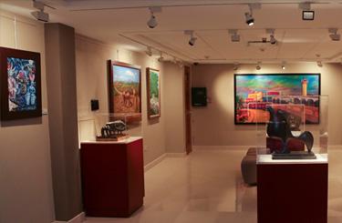 Sala Exhibición de Arte